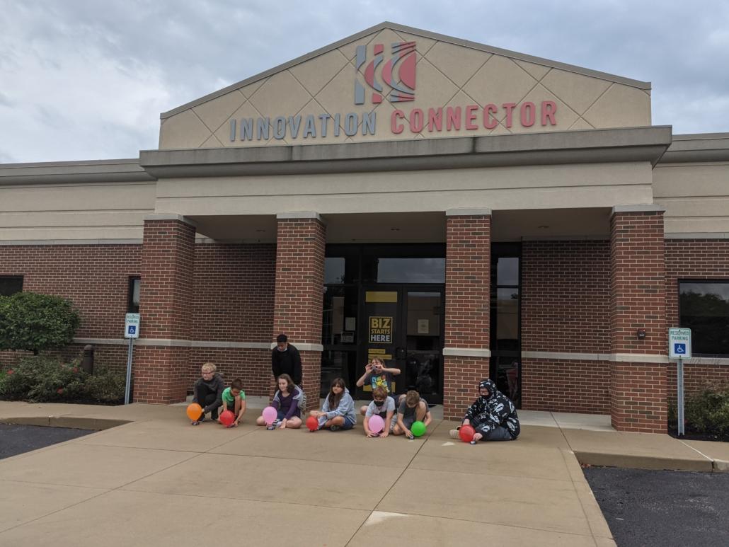 Innovation Connector Balloon Races
